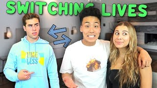 Switching Lives With Adi Fishman For 24 Hours.. *GONE WRONG*
