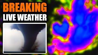 September 1, 2021 Mid Atlantic Tornado Outbreak Coverage, As It Happened...