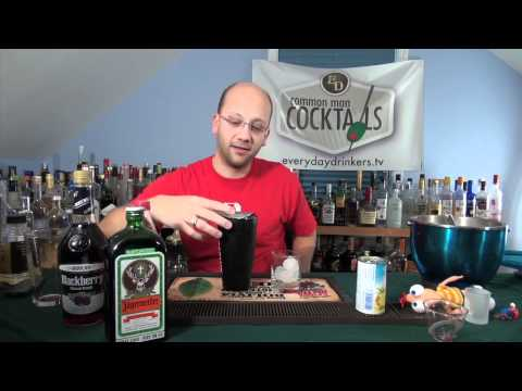 How To Make The Chewbacca Cocktail