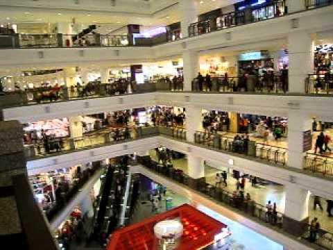Barajaya Times Square shopping mall, Kuala Lumpur, Malaysia