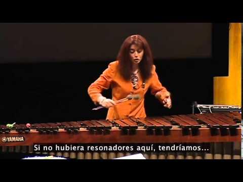 """""""Cómo escuchar verdaderamente"""" Evelyn Glennie TED 2003 sub. español"""
