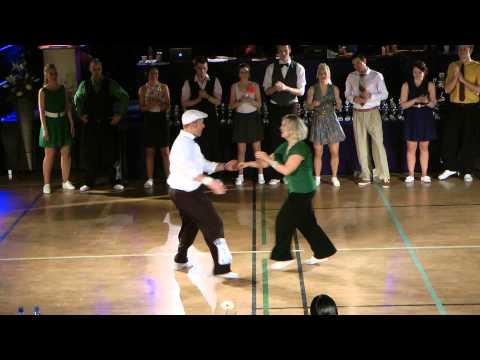 Snøhetta Cup 2013 Boogie Woogie senior fast Claes & Ann Catrin