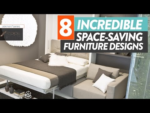 This Space Saving Furniture Will Save Your Small Apartment | Aspire