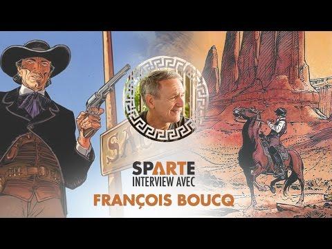 Interview SPARTE Avec François Boucq