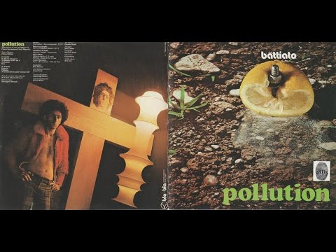 Franco Battiato - Pollution (1972)