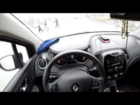 Renault Kaptur с расходом малолитражки