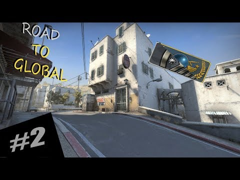 [CSGO ROAD TO GLOBAL #2] A PARTIDA MAIS FACIL DA SERIE ?