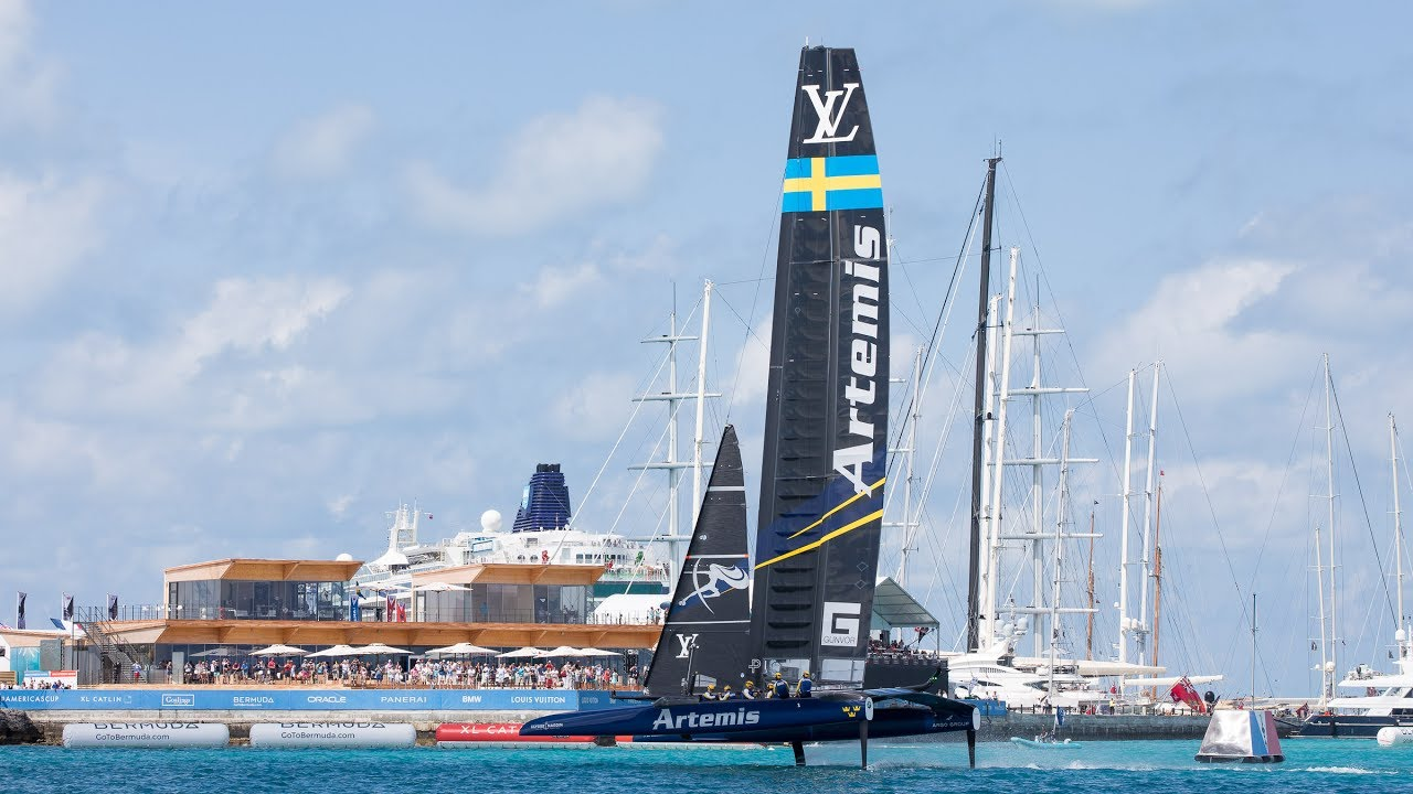 DAY 2 RACE HIGHLIGHTS - LOUIS VUITTON AMERICA'S CUP QUALIFIERS