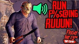 Killing plebs with Jason [Trolling SoundBoard] - Gameplays