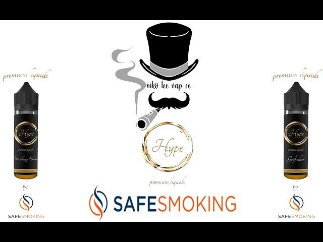 ?? 2 ??? Hype Shake n Vape ??? ?o SafeSmoking.gr