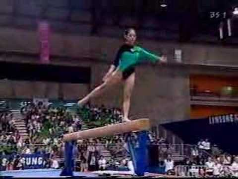Liu Xuan Beam 1998 Asian Games Event Final