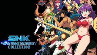 SNK 40th Anniversary Collection Review