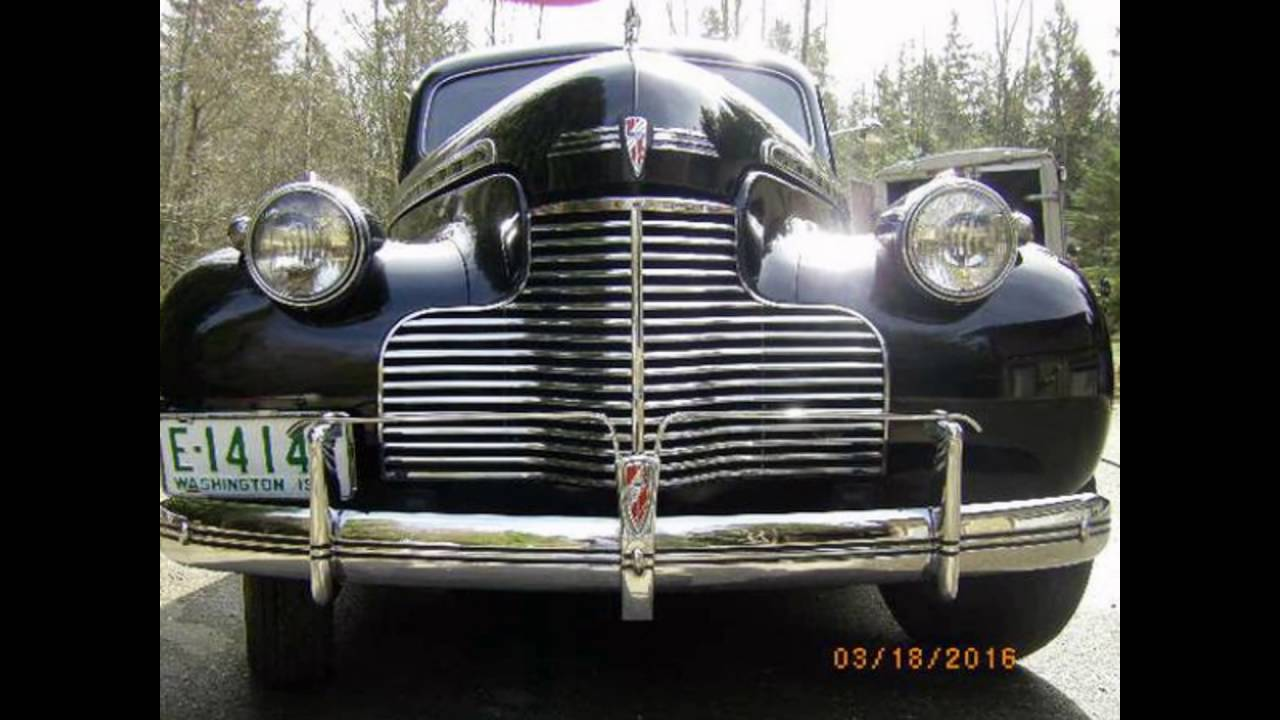 1940 Chevrolet Special Deluxe Business Coupe