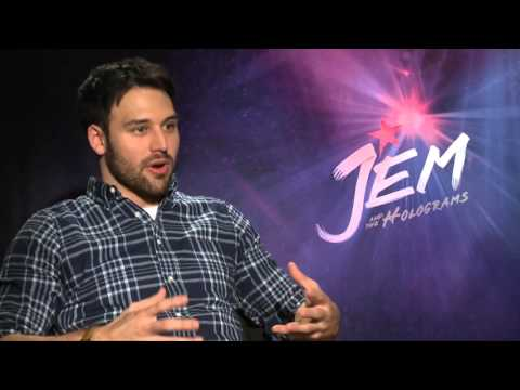 JEM and the Holograms Interview with Ryan Guzman