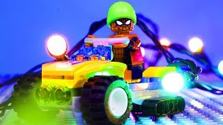 LEGO EXPERIMENTAL CARS TRUCK FOR KIDS AND SPIDER-MAN