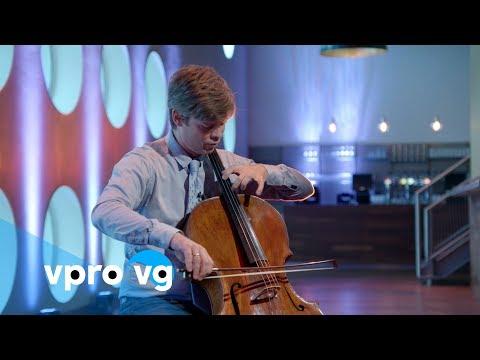 Joachim Eijlander - Alfredo Piatti/ from 12 Caprices, Op. 25(live @TivoliVredenburg Utrecht)