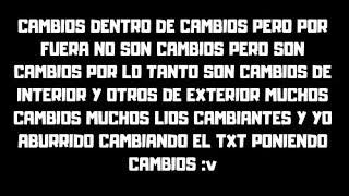 CAMBIOS PERO NO CAMBIOS - GEOMETRY DASH - Pablo