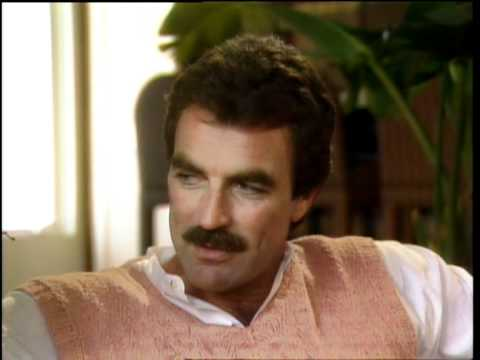 Tom Selleck Talks Being A Hunk & Why He Loves His Mom!