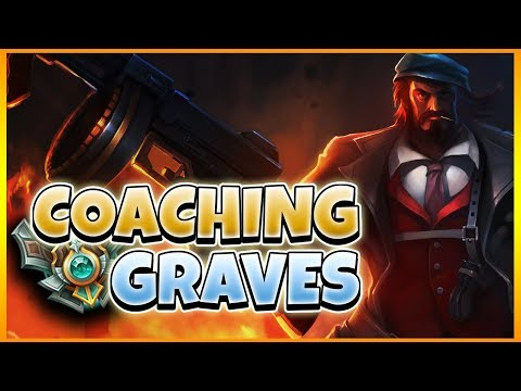 COACHING MASTER TIER GRAVES | Tarzaned