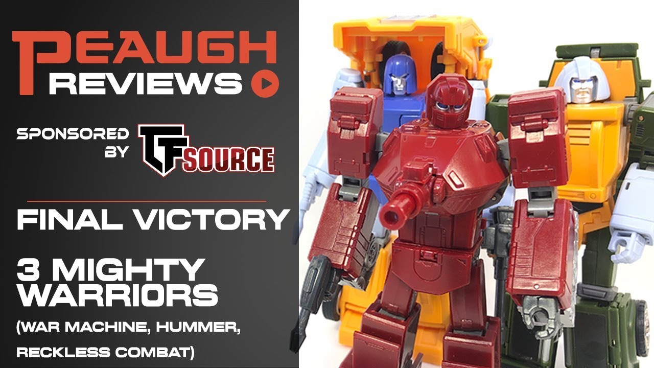Video Review: Final Victory 3 MIGHTY WARRIORS