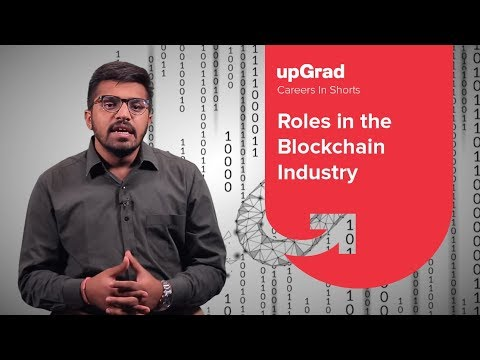 Different Roles in the Blockchain Industry | Blockchain Developer Career Path | Careers In Shorts