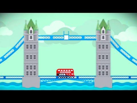 London Bridge is Falling Down - Nursery Rhymes