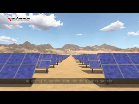 MidAmerican Energy Solar Farm Virtual Tour