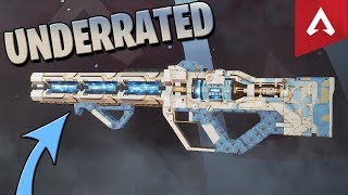 This Weapon Has Been My FAVORITE In Season 4... (Apex Legends)