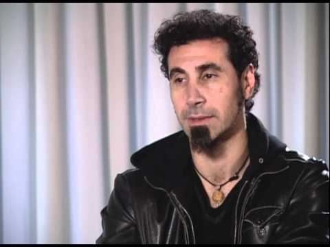 Serj Tankian - CraveOnline Interview