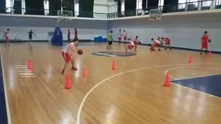 Баскетбольные тренировки #4часть