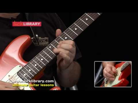Learn To Play Cliff Richard & The Shadows Guitar Lessons With Lee Hodgson