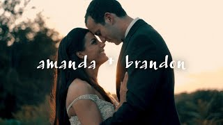 Amanda + Brandon // Wedding 2019