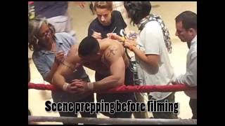 Undisputed 4. The Making Of The  Movie. Fight Scenes Behind The Scenes.