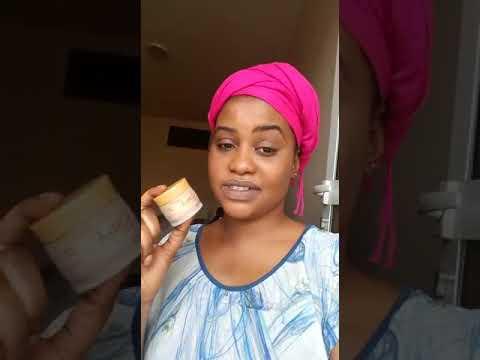 Creme visage kanza - YouTube