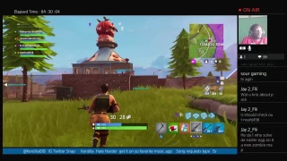 KenJiLLa618 A WUZ UP!!! Fortnite Top camper ps4 plyer Gamer Chair giveaway @1k