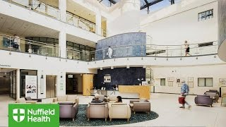 Oxford, The Manor Hospital | Nuffield Health