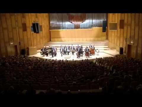 Reportaj - Alexandru Tomescu în arii de Verdi - la Sala Radio