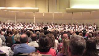 2015 All State Virginia Women's Choir, Dr Christopher Aspaas, Spirit of Life