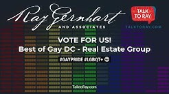 Vote for US! Washington Blade's Best in Gay DC   Ray Gernhart & Associates