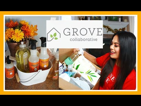 Grove Collaborative Unboxing | WORTH IT OR NOT?