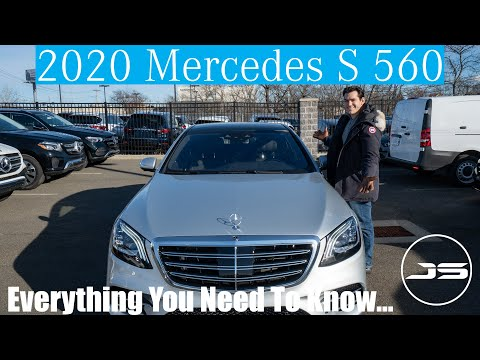 2020 Mercedes Benz S 560 4Matic In Depth Review