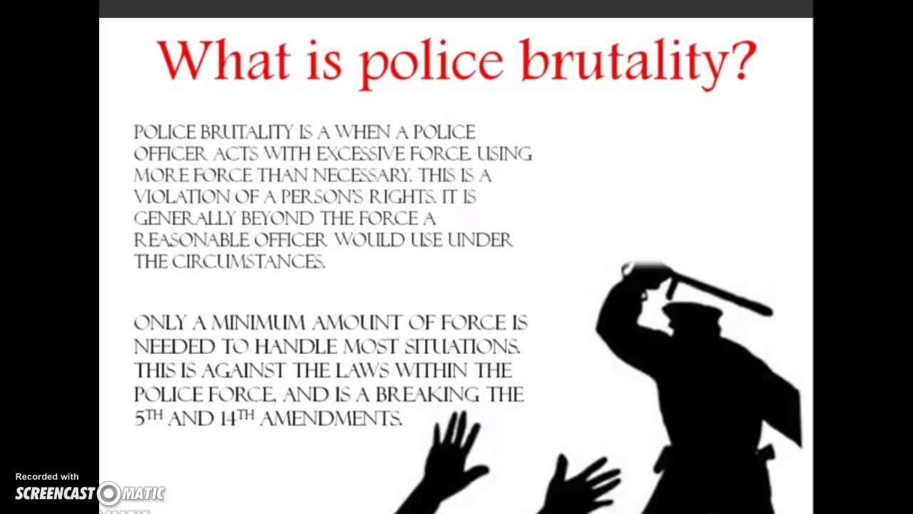 difference between excessive force and police brutality As nouns the difference between brutality and atrocity is that brutality what's the difference between the use of excessive physical force eg police.