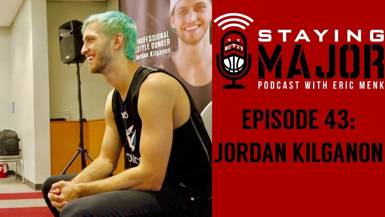 Mission Impossible Jordan Kilganon On His Dunk Training Youtube