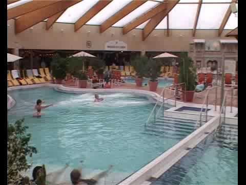 Therme, Sauna, Bad Wilsnack, Kristallbad  www.tourTV.de ...