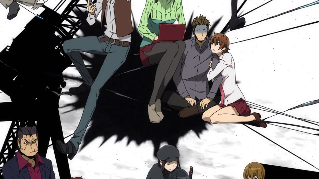 Anime Wallpapers Durarara!! HD 4K Download For Mobile iPhone & PC