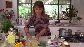 Nadine's Feast with Nadine Abensur    Truffled Roasted Cauliflower Soup with Rosemary