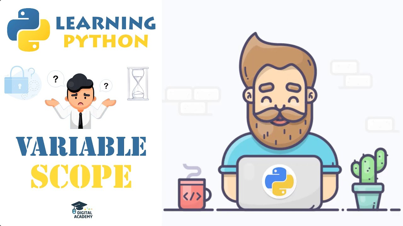 Variable Scope and Lifetime in Python 3 (Local vs Global)