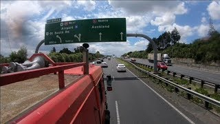 Geoffs Hiighway View : Ngatea to Auckland