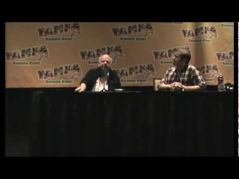Wallace Shawn Panel Tampa Bay Comic Con 2017