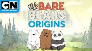 Video We Bare Bears Origin Stories | Cartoon Network download MP3, 3GP, MP4, WEBM, AVI, FLV Oktober 2018